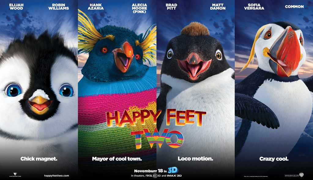 movie quotes happy feet two escaping thoughts